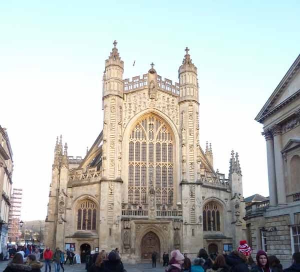 Bath Abbey lr