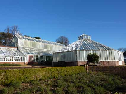 The Glasshouses at Staunton Country Park lr